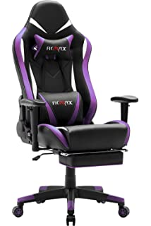 Fine Amazon Com Gaming Chair For Adults With Footrest High Back Evergreenethics Interior Chair Design Evergreenethicsorg