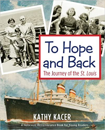 TO HOPE BACK (Holocaust Remembrance Series for Young Readers)