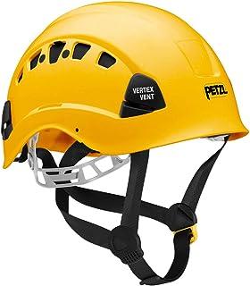 Petzl a10vya Vertex Vent cómodo con ventilación Casco para trabajo en altura y rescate, amarillo