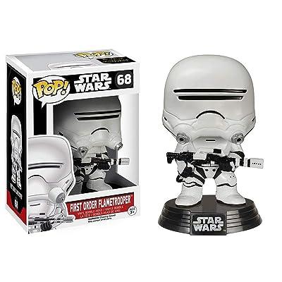 Star Wars: EP7 - Flametrooper POP Figure Toy 3 x 4in: Toys & Games