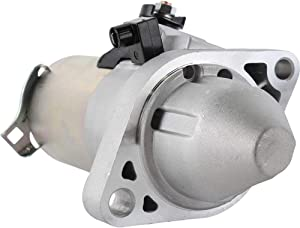 Remanufactured DB Electrical Starter SMU0416 Replacement For Honda CR-V 2.4L 2002 2003 2004 2005 2006 31200-PPA-505 31200-PPA-A02 31200-PPA-A03 PPA3M 0161206 SMT0416 91-26-2070 2-2837-MT