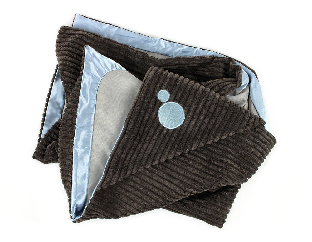 Belly Armor Belly Blanket Luxe - Aqua by Belly Armor (Image #2)