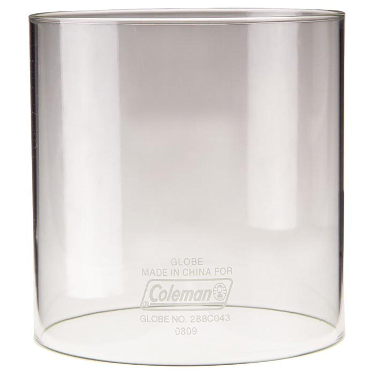 Set of 2 Coleman R214D046C Lantern Globe bundled by Maven Gifts