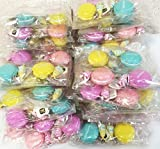Usavich pastel macaroons figure mascot all four ~ 35 set (140 pieces) [such as the lavish handout for-return events]