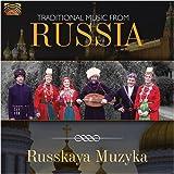 Traditional Music From Russia by Russkaya Muzyka (2009-03-24?
