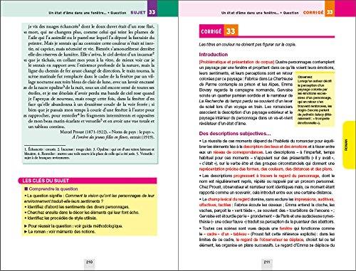 Annales Annabac 2016 Français 1re L, ES, S: sujets et corrigés du bac Première séries générales: 9782218991202: Amazon.com: Books