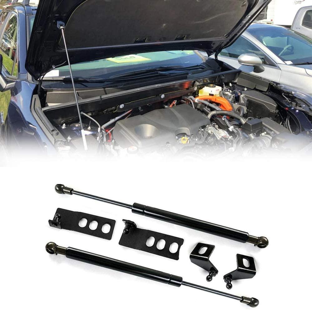 Amazon Com Mvmtvt For Toyota Rav4 2019 2020 Front Bonnet Hood Lift Support Rod Engine Cover Hydraulic Gas Spring Strut Rod Shock Bars Bracket Sports Outdoors