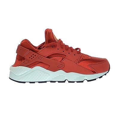 the best attitude cea3e 50a21 Nike Air Hurache Run Womens Shoes Cinnabar Laser Orange-Fiberglass-Black  634835-