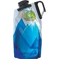 PLATYPUS Duolock softbottle - drinkfles, grootte: 750 ml, kleur platypus:Blue Peaks