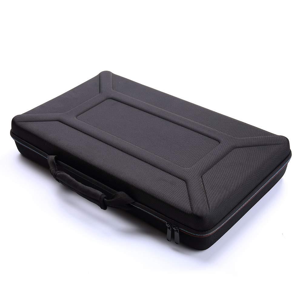 Esimen Carcasa r/ígida para Controlador de DJ Native Instruments Traktor Kontrol S2 Mk3 Color Negro