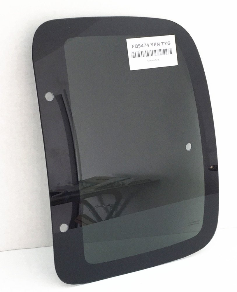 1995-2000 Toyota Tacoma Pickup 2 Door Extended Cab Passenger Side Right Rear Quarter Glass Window FQ5473YPN China