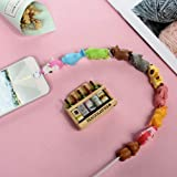 Cute Animals Cable Protector Silicone iPhone