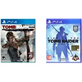 Tomb Raider - Definitive Edition + Rise of the Tomb Raider: 20 Year Celebration - PlayStation 4