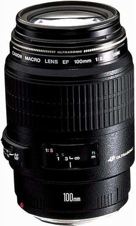 Canon EF 100mm f/2.8 Macro USM: Amazon.es: Electrónica