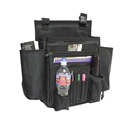 Amazon.com : Tact Squad TG310 Car Seat Organizer, Police, Law ...