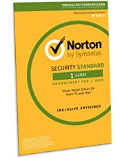 Norton Security Standard 2019 | 1 Gerät | 1 Jahr | Windows/Mac/Android/iOS | FFP | Download
