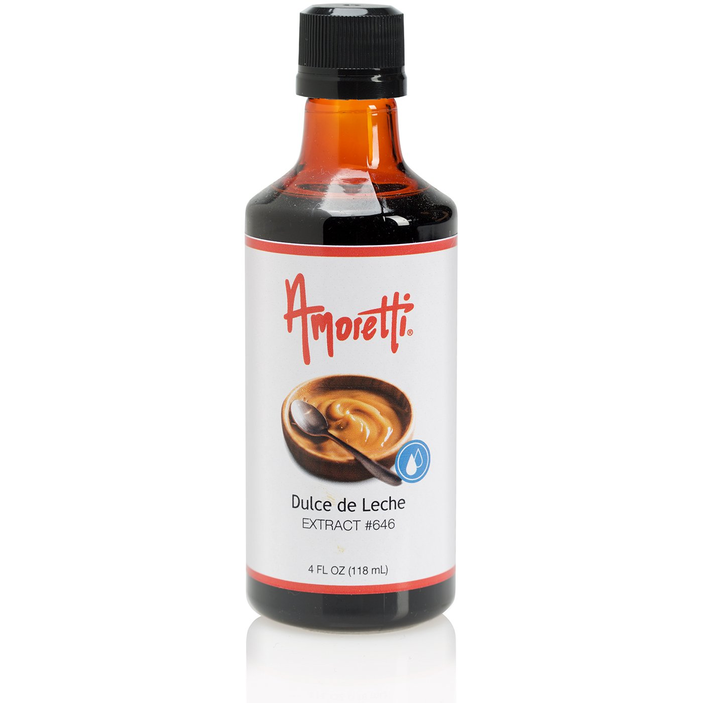 Amazon.com : Amoretti Dulce De Leche Extract, 4 Ounce : Grocery & Gourmet Food