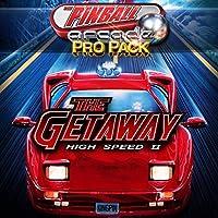 Pinball Arcade: The Getaway: High Speed II Pro - PS Vita [Digital Code]