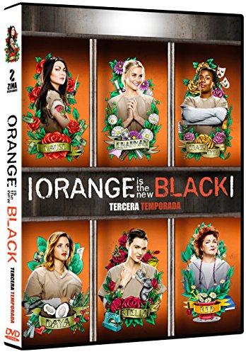 ORANGE IS THE NEW BLACK / TEMPORADA 3 / DVD (Black And Spanish)