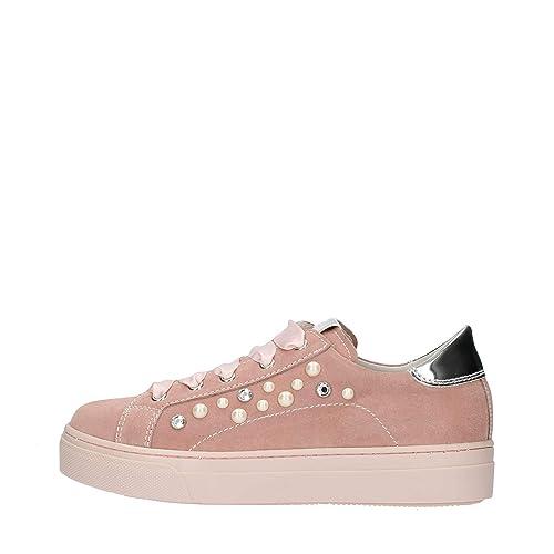 nero giardini sneakers peonia