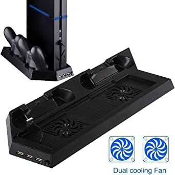 Base Soporte Carga Mando Cargador PS4 Playstation 4 ...