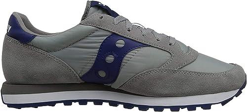 Saucony Jazz Original Sneakers Uomo, Grigio (Grigio Blu), 40 EU