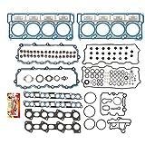 350 cylinder heads - 03-10 Ford F-250 F-350 F-550 E-350 6.0 Diesel Turbo Cylinder Head Set (w/ 20mm dowel pins)