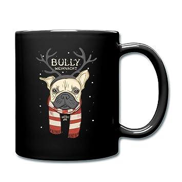 Kaffeetassen & becher Bully Französische Bulldogge Frenchie