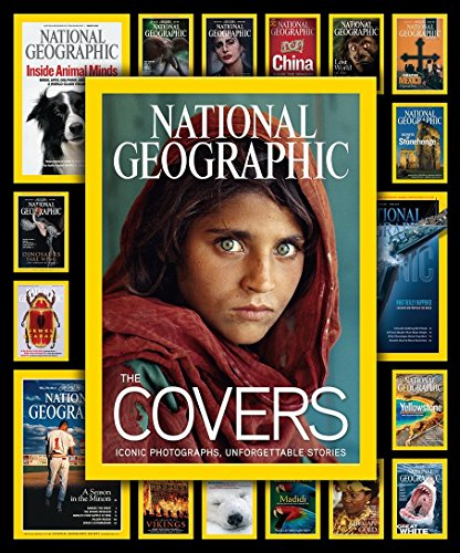 National Geographic The Covers: Iconic Photographs, Unforgettable Stories from imusti