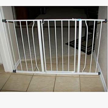 Amazon Com Baby Gate 48 Inches Wide Extensions Door Tall