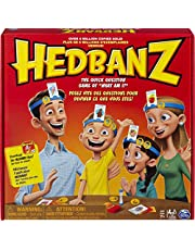 Hedbanz, Quick Question Family Guessing Game for Kids and Adults