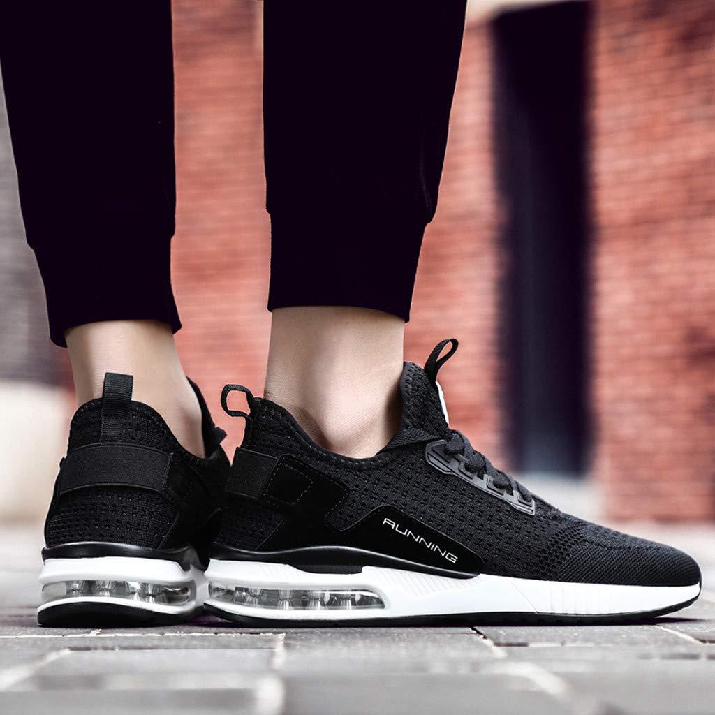 Bluestercool Chaussures de Sport Mixte Adulte Chaussure de S/écurit/é Respirant Chaussures de Travail Unisexes Respirant Sneakers Ultra L/éger Casual Running Shoes Baskets