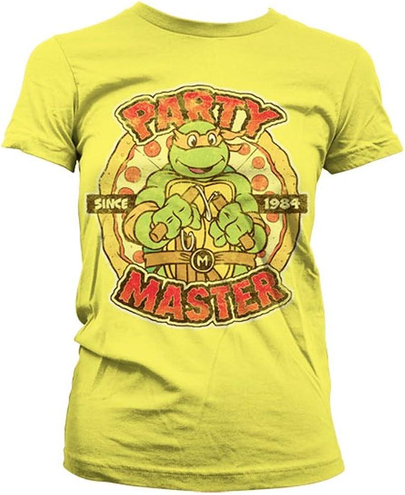Licence Officielle TMNT-Party Master depuis 1984 EPIC Sweat à Capuche S-XXL tailles