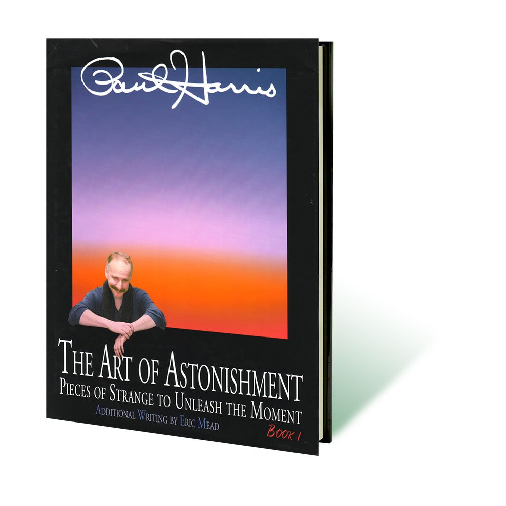 Murphy's Magic Art of Astonishment Volume 1 by Paul Harris - Book