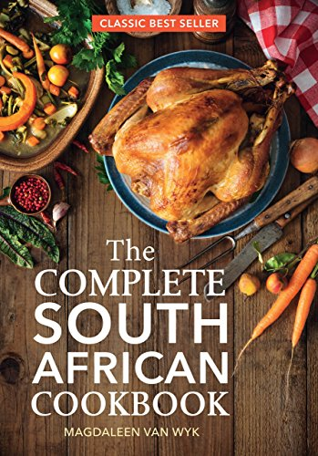 Complete South African Cookbook by Magdaleen van Wyk