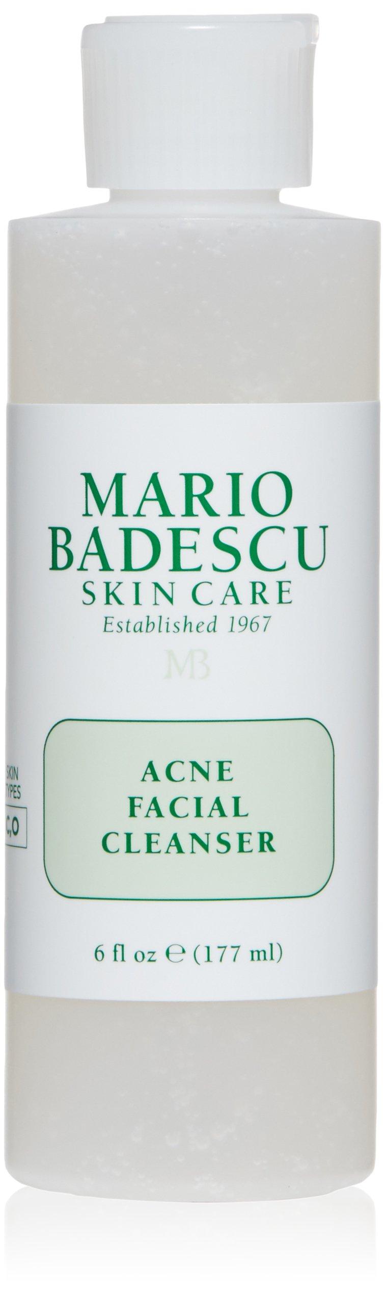 Mario Badescu Acne Facial Cleanser, 6 Fl Oz by Mario Badescu