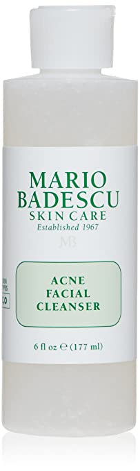 Something Acne facial cleanser