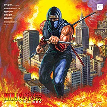 Ninja Gaiden / Definitive Soundtrack : Keiji Yamagashi ...