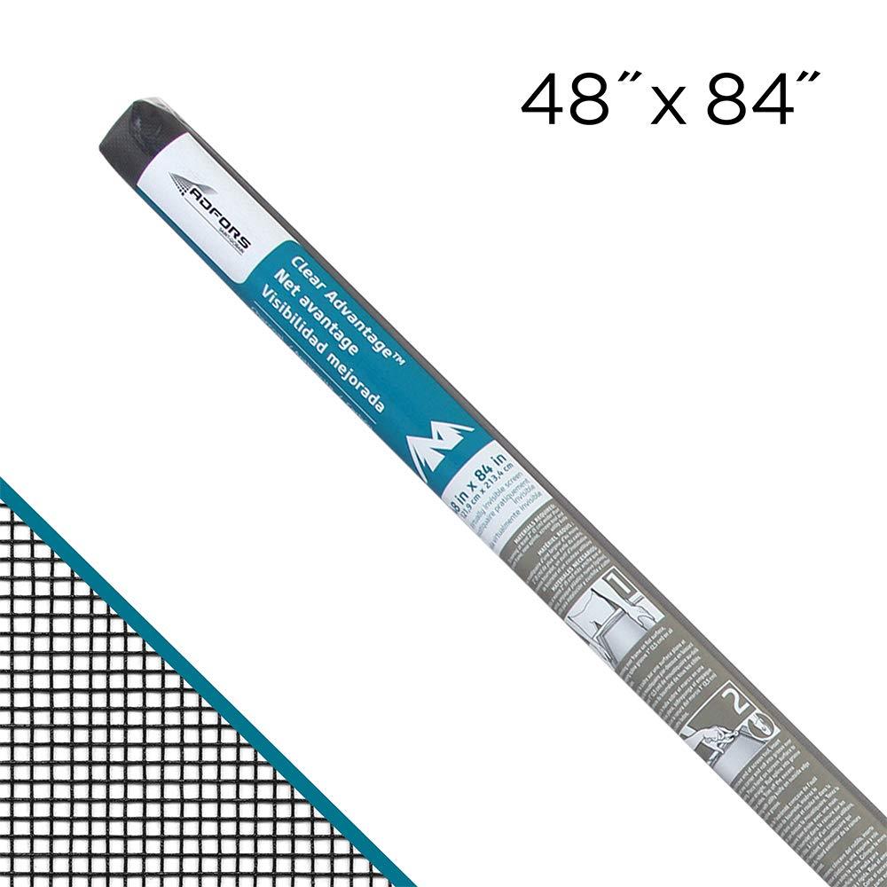 New York Wire FCS9698-M 48-Inch x 84-Inch Clear Advantage Screen