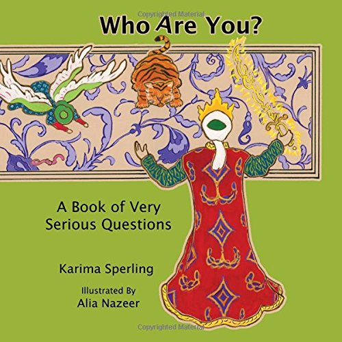 Who Are You? A Book of Very Serious Questions by Little Bird Books (Image #3)