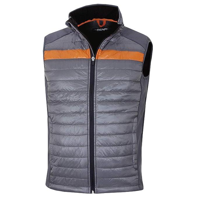 ab46109fe0e Benross Mens Golf Pro Shell Waterproof Stretch Gilet: Amazon.co.uk ...