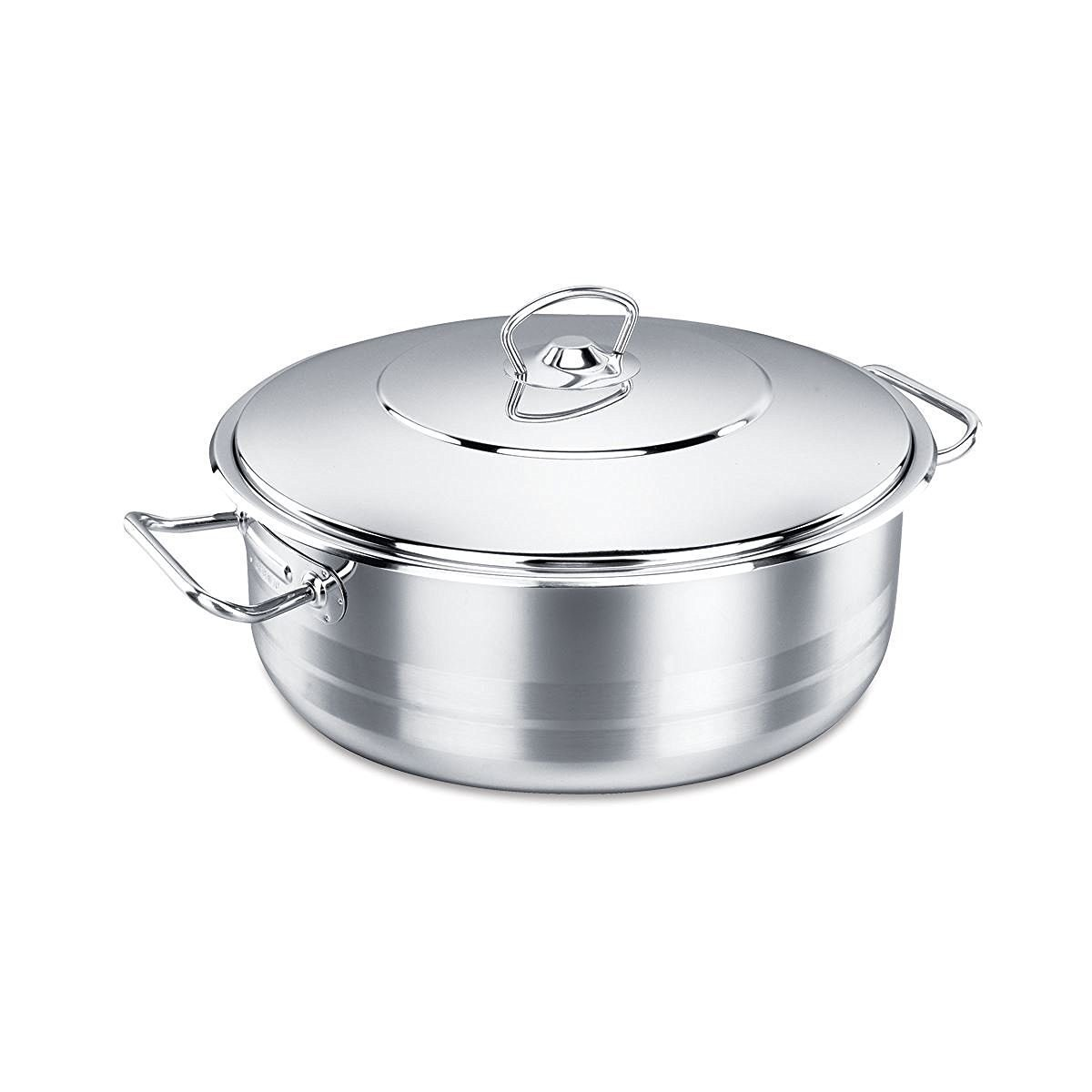 YBM Home Korkmaz Mega Dutch Oven, NULL