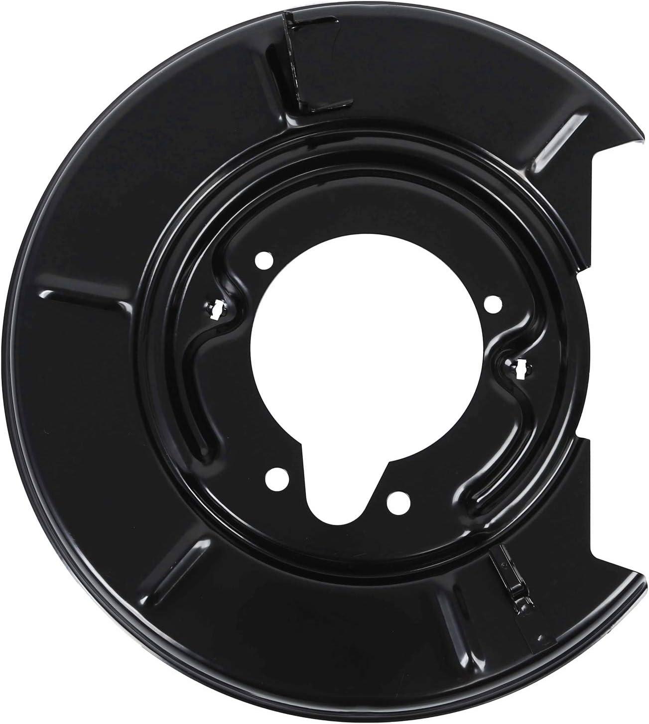 Bmw E30 E36 compact Z3 arrière disque de frein plaque arrière paire A1129
