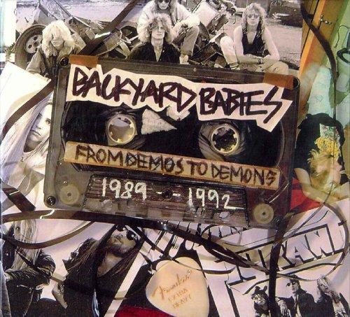 Backyard Lyrics: Backyard Babies - Bad To The Bone Lyrics