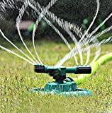 Lawn sprinkler Rotary Three Arm Lawn  , Sprayer Water Sprinkler