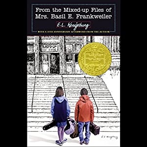 From the Mixed-up Files of Mrs. Basil E. Frankweiler Audiobook by E. L. Konigsburg Narrated by Jill Clayburgh