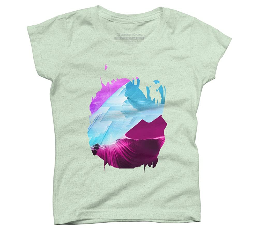 Design By Humans Endgame Girls Youth Graphic T Shirt