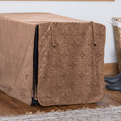 Luxury Crate Cover Size: X-Large (30'' H x 28'' W x 42'' L) by Bowsers (Image #7)