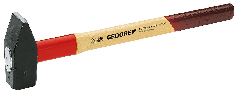 GEDORE 8673490 Martillo de fragua ROTBAND-PLUS 4 kg, 700 mm