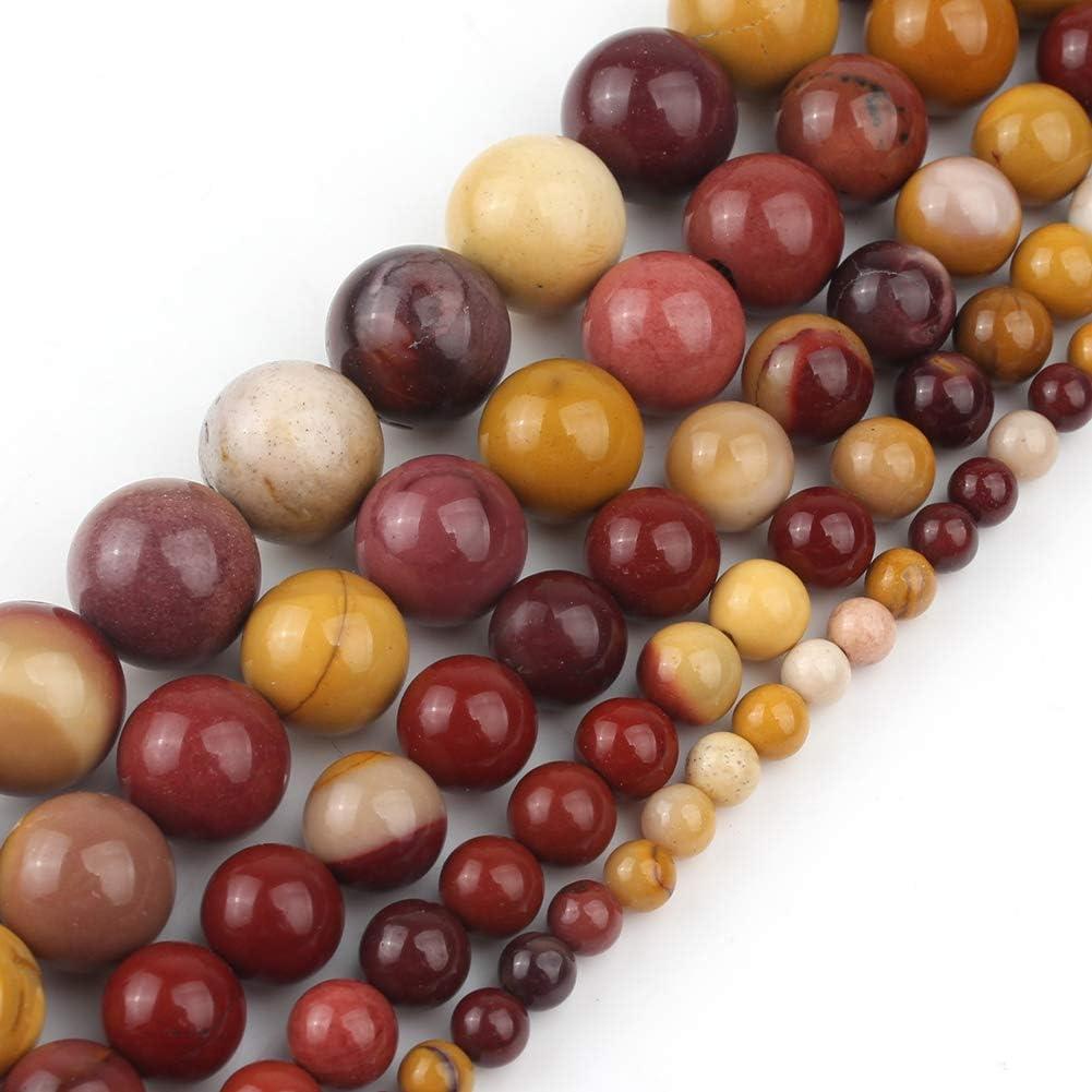 Love Beads 10mm Aquamarine Round Stone Beads for Jewelry Making 15inch Beads